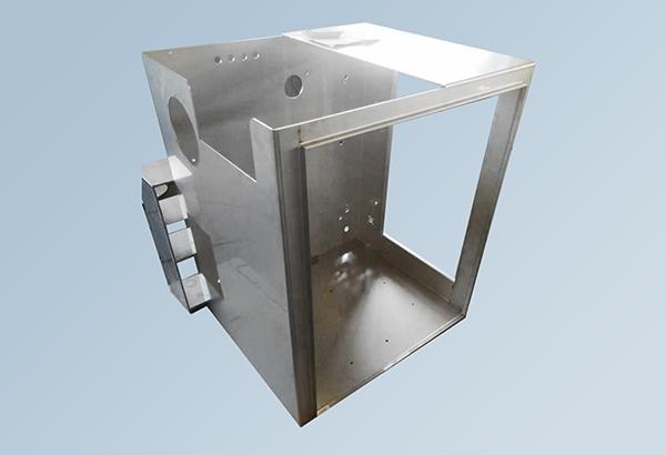 二十里堡白钢箱